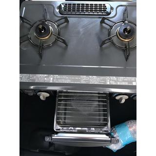 リンナイ(Rinnai)のプロパンガス ガスコンロ Rinnai リンナイ KGM563DG (調理機器)