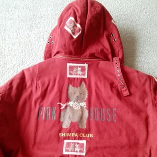 ピンクハウス(PINK HOUSE)のうさぎさん専用ピンクハウス  ブルゾン(ブルゾン)