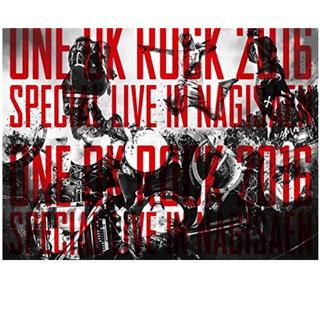 ワンオクロック(ONE OK ROCK)のONE OK ROCK ブルーレイ☆新品同様☆(ミュージック)