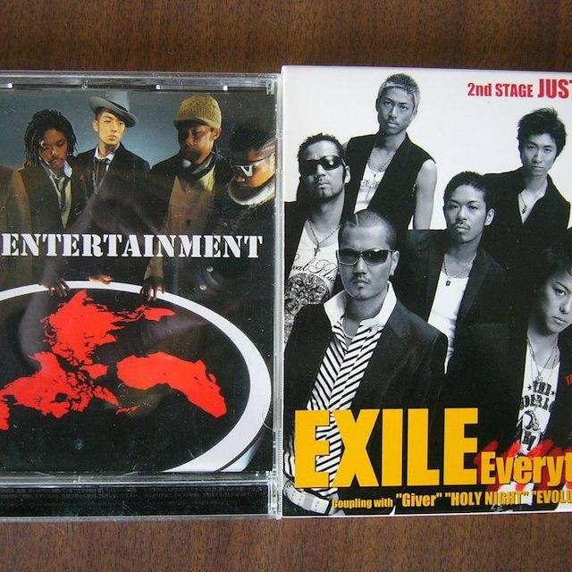 EXILE/『EXILE ENTERTAINMENT』+...