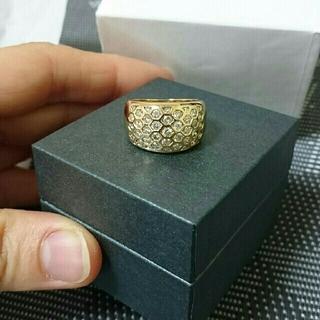 ミルフィーユ様専用 K18 ダイヤモンドリング(リング(指輪))