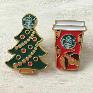スターバックスコーヒー(Starbucks Coffee)のスターバックスコーヒー・ピンバッチ(バッジ/ピンバッジ)