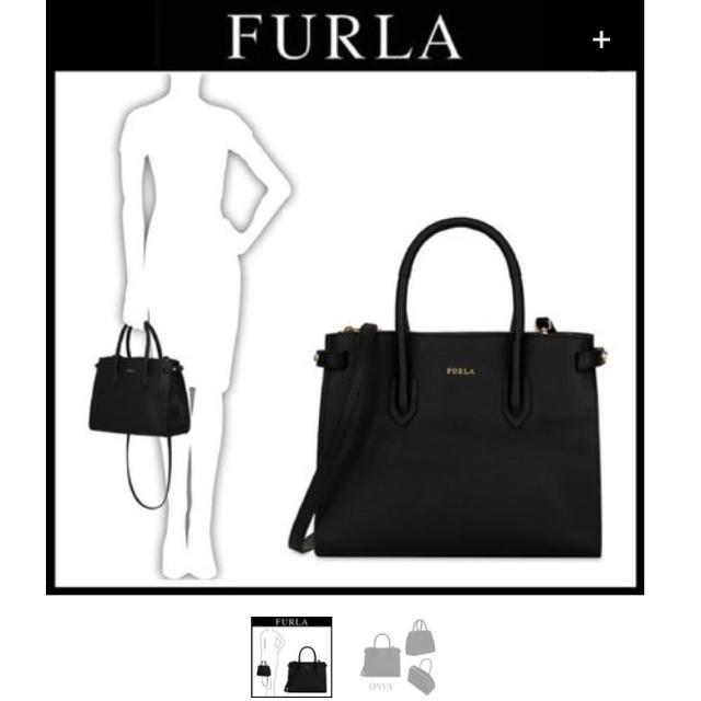 2aec17c9602c Furla - FURLA フルラ PIN M TOTE E/W 2wayトートの通販 by ☆マロン ...