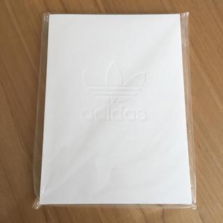 アディダス(adidas)のadidas メモ帳(ノート/メモ帳/ふせん)