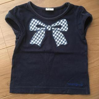 ムージョンジョン(mou jon jon)のmoujonjon Tシャツ 80(Tシャツ)