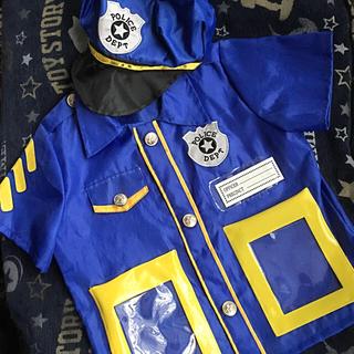 警官なりきり 100 110  仮装(衣装一式)