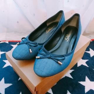 ハニーズ(HONEYS)のローヒールパンプス(ローファー/革靴)