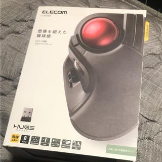 エレコム(ELECOM)のELECOM トラックボール M-HT1DRXBK エレコム(PC周辺機器)