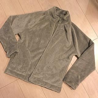 ムジルシリョウヒン(MUJI (無印良品))の未使用^ ^無印良品のファージャケット M〜L(ブルゾン)