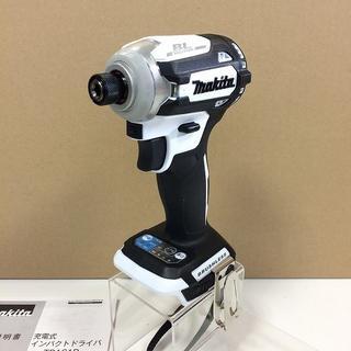 マキタ(Makita)のマキタ 18V インパクトドライバー TD171DZW 白 本体のみ 新品(その他)