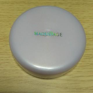 マキアージュ(MAQuillAGE)のMAQuillAGE フィニッシュパウダー(フェイスパウダー)