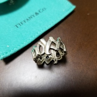 ティファニー(Tiffany & Co.)のティファニー シルバー リング ピカソ(リング(指輪))