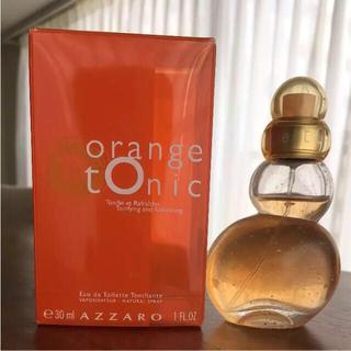 アザロ(AZZARO)の週末お値下げ! 香水 アザロ オレンジトニック 30ml アザロ オーベル(香水(女性用))