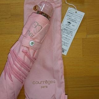 クレージュ(Courreges)のクレージュ折り畳み傘 (傘)
