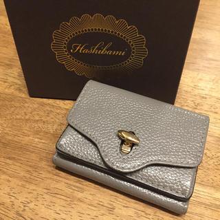 イエナスローブ(IENA SLOBE)のHashibami ハシバミ 三つ折り財布 ミニ財布(財布)