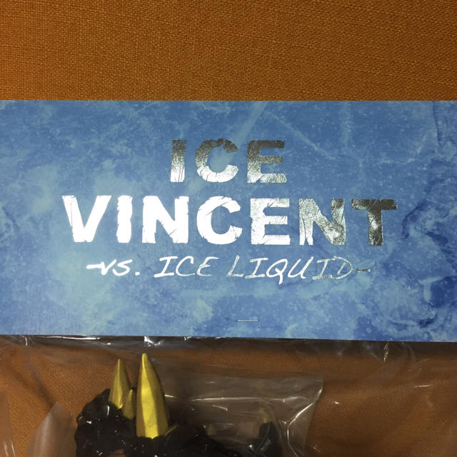 ICE VINCENT 3rd color KING ICE CHOCOLATE エンタメ/ホビーのフィギュア(その他)の商品写真