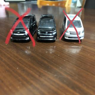 タカラトミー(Takara Tomy)のトミカ  トヨタ ヴォクシー70系(ミニカー)
