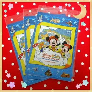 ディズニー(Disney)のTDL♡夏イベントポストカードセット3枚(その他)