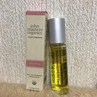 ジョンマスターオーガニック(John Masters Organics)のジョンマスターロールオンフレグランス(アロマオイル)