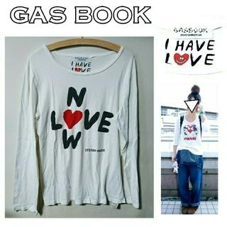 ガスブック(GAS BOOK)の古着 ヴィンテージ🍀 GAS BOOK   ロンT  長袖 (Tシャツ/カットソー(七分/長袖))