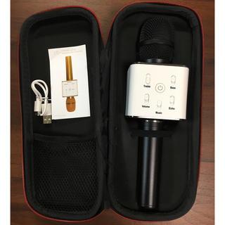 マッドティーパーティ((A) MAD T PARTY)の新品 カラオケ ワイヤレスマイク Bluetooth スピーカー スマホ用 (その他)