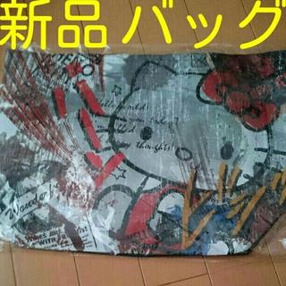 ハローキティ(ハローキティ)の洋服の青山 キティちゃん エコバック(トートバッグ)
