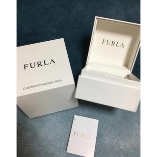フルラ(Furla)の【FURLA】腕時計(着せ替えタイプ)の箱  美品☆ (腕時計)