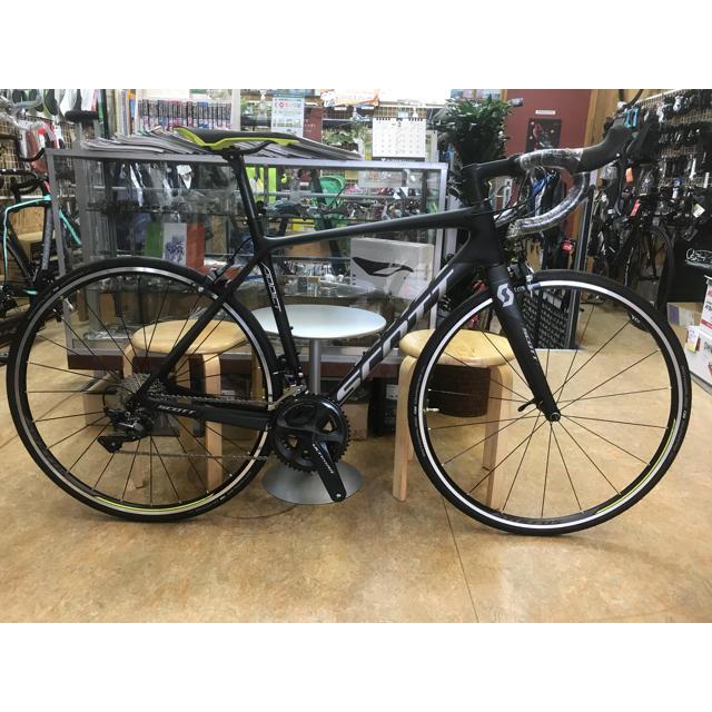 2018モデル スコット アディクト10【SCOTT ADDICT10】52 スポーツ/アウトドアの自転車(自転車本体)の商品写真