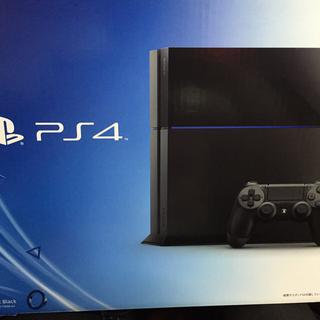 プレイステーション4(PlayStation4)の ps4 CUH-1100 ジェットブラック(家庭用ゲーム機本体)