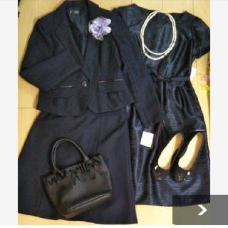 【15号】フォーマルスーツ ジャケット&スカート&ワンピース(スーツ)