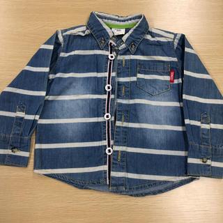 ドンキージョシー(Donkey Jossy)の子供服 ネルシャツ『男の子』(その他)