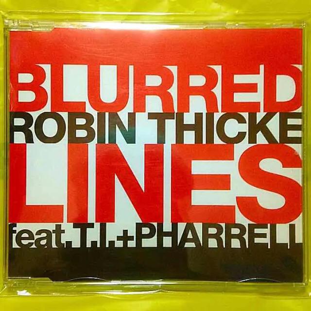 【新品】『ブラード・ラインズ』ロビン・シック エンタメ/ホビーのCD(R&B/ソウル)の商品写真