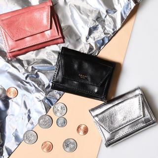アメリヴィンテージ(Ameri VINTAGE)のamerivintageミニ財布ブラック(財布)