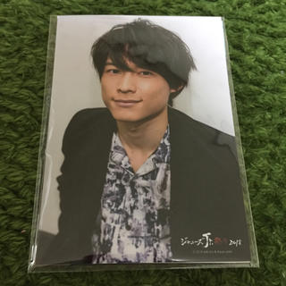 ジャニーズジュニア(ジャニーズJr.)の松村北斗 フォトセット(男性タレント)