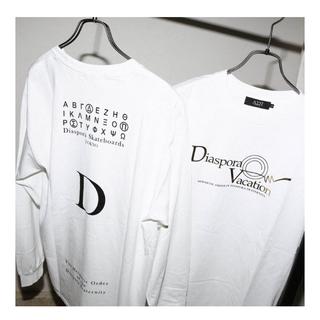 ディアスポラ(DIAZPORA)のDiaspora skateboards Tシャツ(Tシャツ/カットソー(半袖/袖なし))