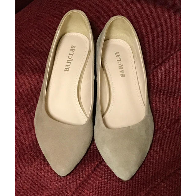 BARCLAY(バークレー)のローヒールパンプス レディースの靴/シューズ(ハイヒール/パンプス)の商品写真