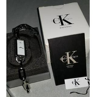 シーケーカルバンクライン(ck Calvin Klein)の未使用美品★Calvin Klein ブレスウォッチ(腕時計)