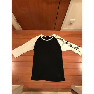 コールブラック(COALBLACK)のCOALBLACK コールブラック 黒 七分袖(Tシャツ/カットソー(七分/長袖))