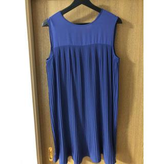 アダムエロぺ(Adam et Rope')のドレス(ミディアムドレス)