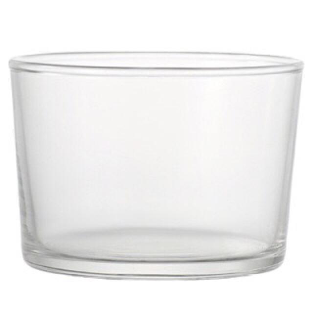 無印良品のグラス