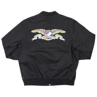 シュプリーム(Supreme)のsupreme antihero bomber jacket サイズ S(ブルゾン)