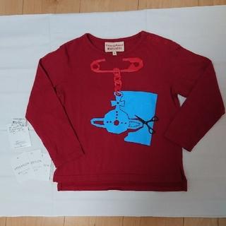 ヴィヴィアンウエストウッド(Vivienne Westwood)のemmapetit エマプチ様専用Vivienne Westwood サイズ4(Tシャツ/カットソー)