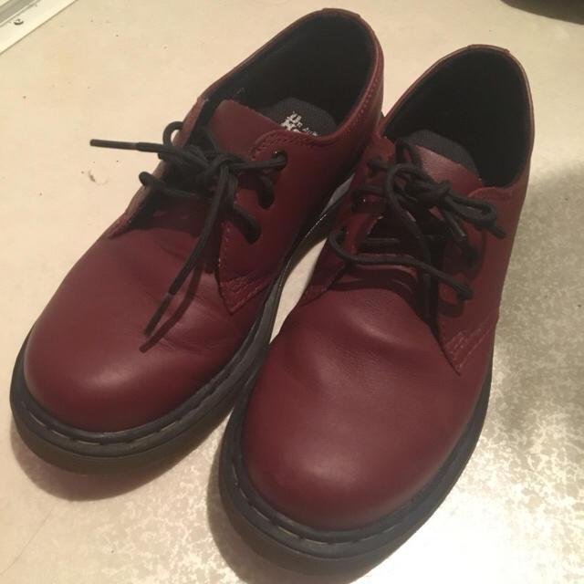 Dr.Martens(ドクターマーチン)のDr.Martens 3ホール us2 Lady's レディースの靴/シューズ(ローファー/革靴)の商品写真