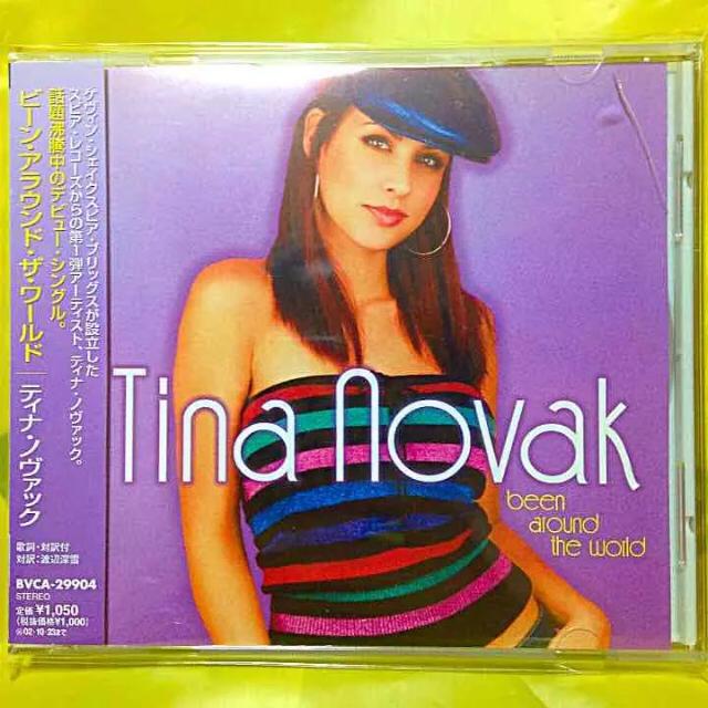 『ビーン・アラウンド・ザ・ワールド』ティナ・ノヴァック エンタメ/ホビーのCD(R&B/ソウル)の商品写真