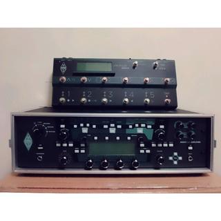 Kemper Profiler Power Rack + Remoteセット(ギターアンプ)