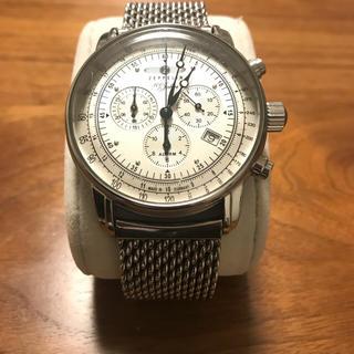 ツェッペリン(ZEPPELIN)の【格安美品】ZEPPELIN (ツェッペリン)腕時計100周年記念モデル!(腕時計(アナログ))