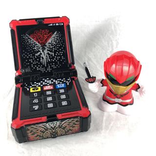 バンダイ(BANDAI)のジュウオウジャー 変身携帯 DX ジュウオウチェンジャー 電話 携帯 スマホ (キャラクターグッズ)