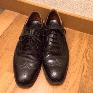 church'sチャーチウィングチップ (ローファー/革靴)