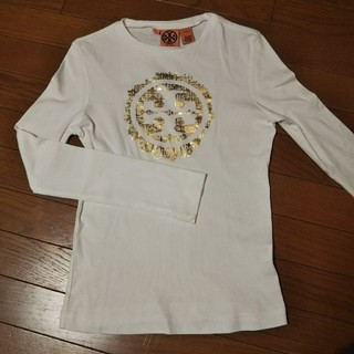 トリーバーチ(Tory Burch)の値下げ!超美品!トリーバーチ ロンT(Tシャツ(長袖/七分))