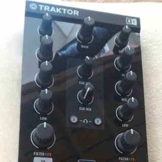 【美品 追加付属品あり】NI TRAKTOR Z1(DJコントローラー)